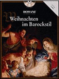 Weihnachten Im Barockstil Cello/piano Book/CD (easy)