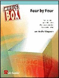 Four By Four  Clarinet Quartet (easy-intermediate)