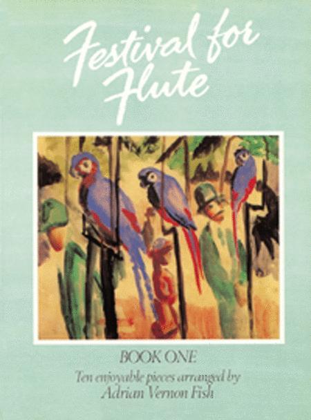 Festival for Flute - Book 1