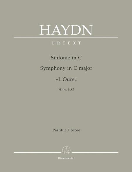 Symphony C major Hob. I:82 'LOurs'