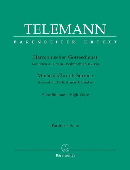 Harmonischer Gottesdienst / Musical Church Service - Volume 1 (score and parts)