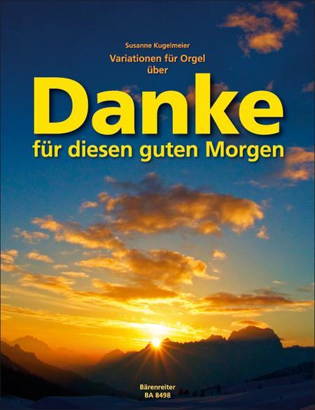 Preview Variationen Fur Orgel Uber 034danke Fur Diesen