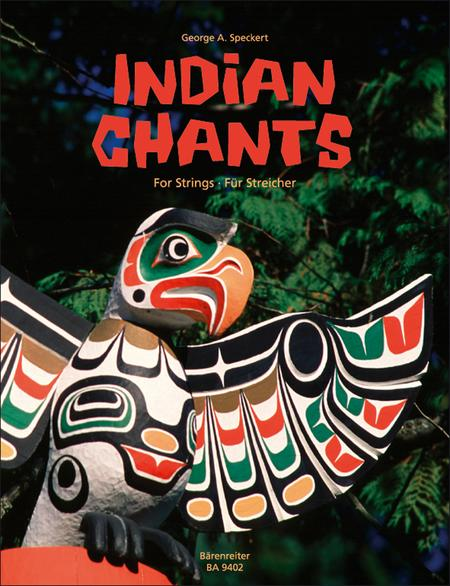 Indian Chants for Strings and Winds