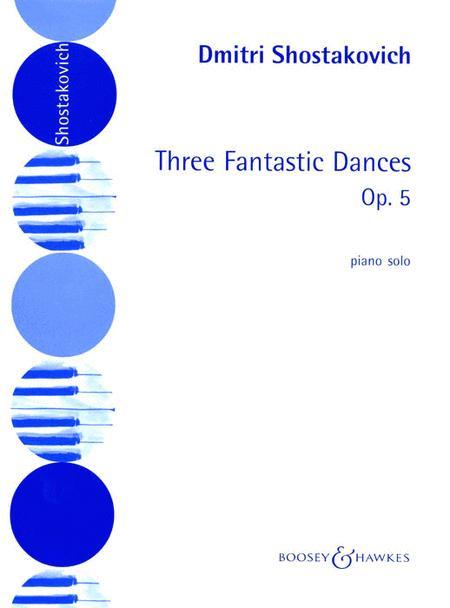 Three Fantastic Dances