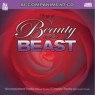 Songs of Beauty and the Beast (Karaoke CD)