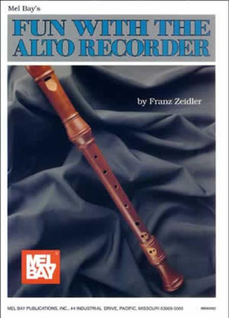 Fun with the Alto Recorder