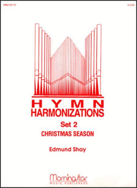Hymn Harmonizations, Set 2