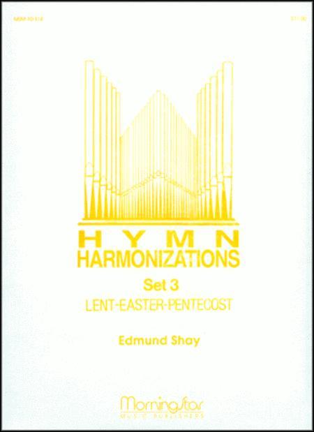 Hymn Harmonizations, Set 3