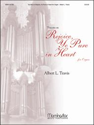 Toccata on Rejoice, Ye Pure in Heart