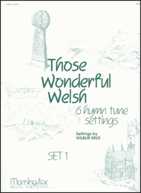 Those Wonderful Welsh, Set 1