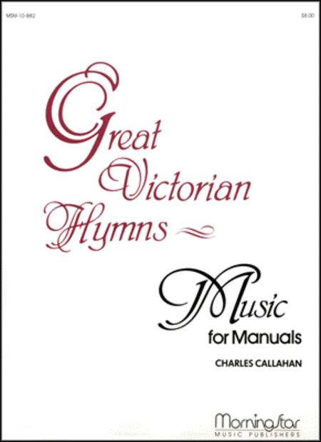 Great Victorian Hymns - Music for Manuals