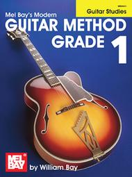 Modern Guitar Method Grade 1: Guitar Studies