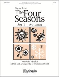 Music from The Four Seasons, Set 1 - Autumn