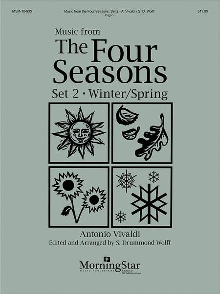 Music from The Four Seasons, Set 2 - Winter/Spring