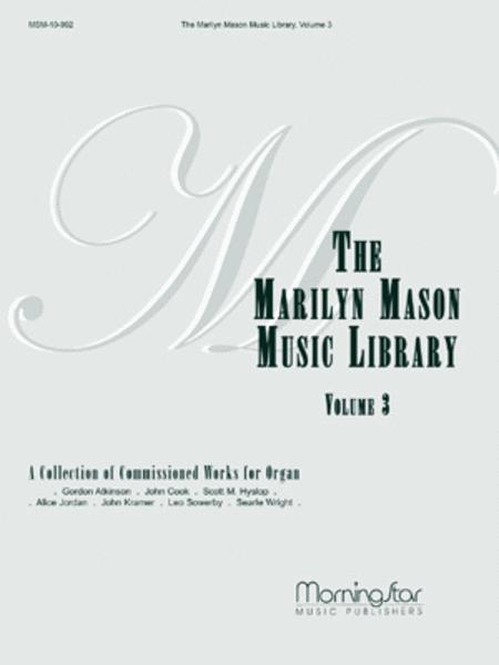 The Marilyn Mason Music Library, Volume 3