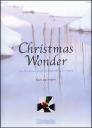 Christmas Wonder, Set 1