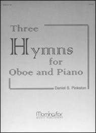 Three Hymns for Oboe and Piano
