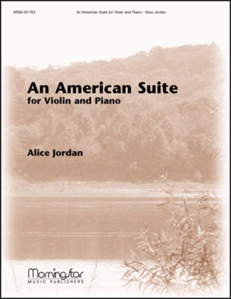 An American Suite for Violin and Piano