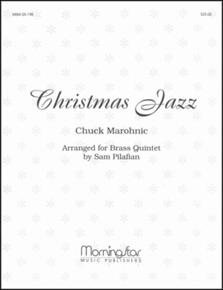 Christmas Jazz for Brass Quintet, Set 1