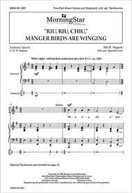 Riu, Riu, Chiu, Manger Birds Are Winging