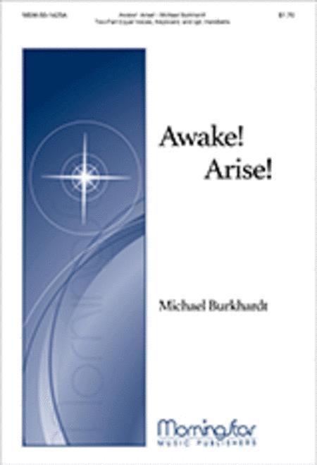 Awake! Arise! (Choral Score)