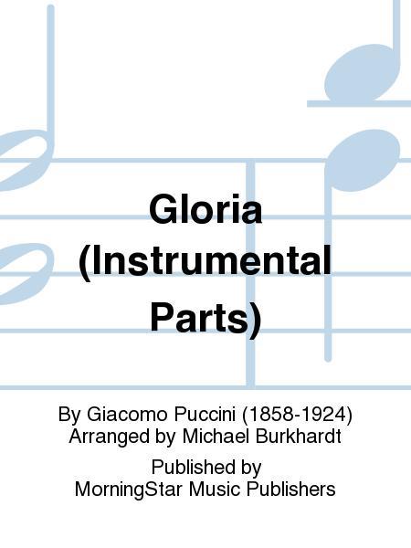Gloria (Instrumental Parts)