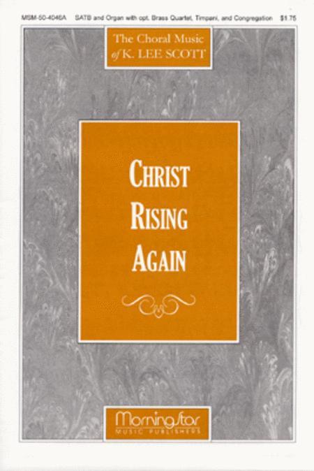 Christ Rising Again (Full Score)