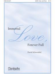 Immortal Love, Forever Full