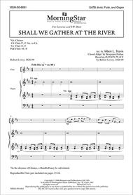 Shall We Gather at the River (Choral Score)