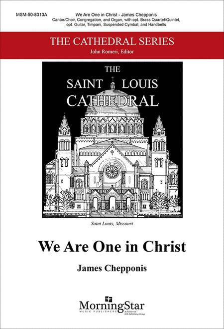 We Are One in Christ (Choral Score)
