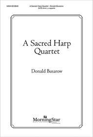 A Sacred Harp Quartet