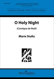 O Holy Night (Choral Score)