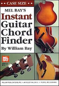 Instant Guitar Chord Finder (Case-Size Edition)