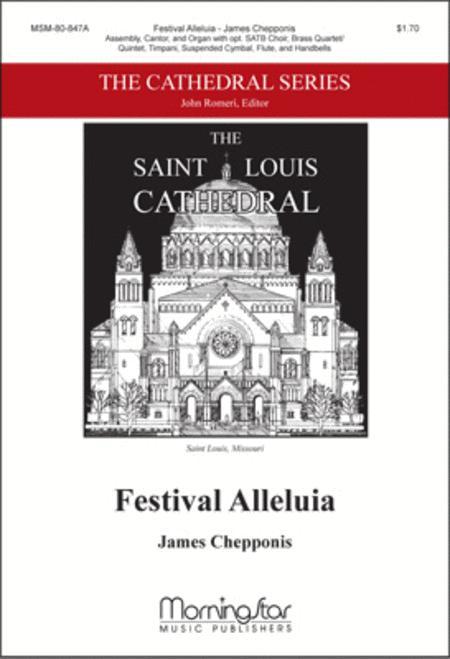 Festival Alleluia (Choral Score)