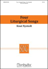 Four Liturgical Songs