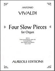 Vivaldi: Four Slow Pieces