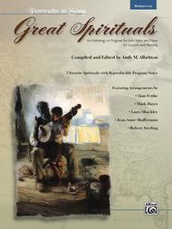 Great Spirituals (Portraits in Song)