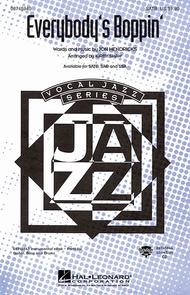 Everybody's Boppin' - ShowTrax CD