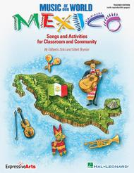 Music of Our World - Mexico - ShowTrax CD
