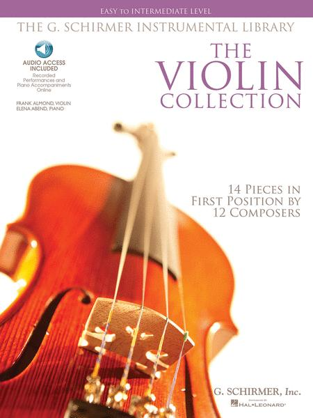 The Violin Collection - Easy to Intermediate Level