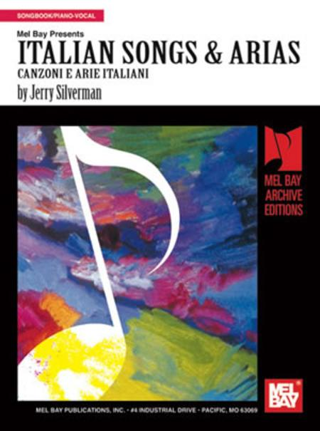 Italian Songs & Arias
