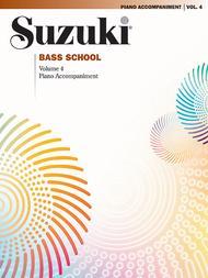 Suzuki Bass School, Volume 4