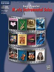 Easy Popular Movie Instrumental Solos for Strings