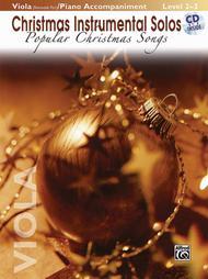 Christmas Instrumental Solos: Popular Christmas Songs - Viola