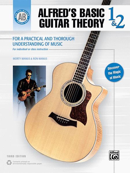 Alfred's Basic Guitar Theory, Book 1 & 2