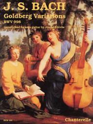 J. S. Bach: Goldberg Variations BWV 988