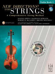 New Directions for Strings (Violin Book I)