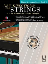 New Directions for Strings (Piano Accompaniment Position Book I)