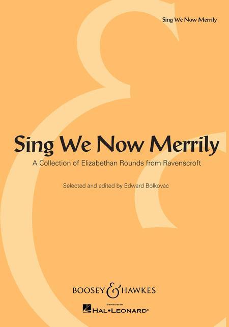 Sing We Now Merrily