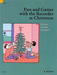 Fun and Games with the Recorder at Christmas